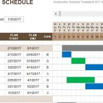 7+ Project Schedule Template