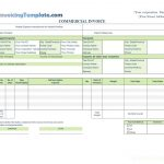 17+ Word Invoice Template 2003