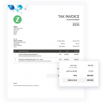 17+ Taxi Invoice Template