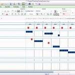 Chronology Template Excel