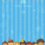 Party Invitation Background